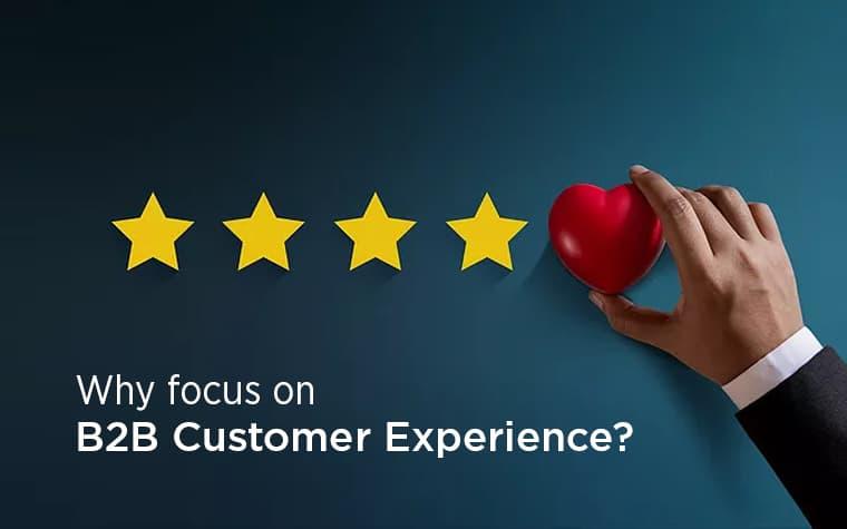 B2B Customer Eperience