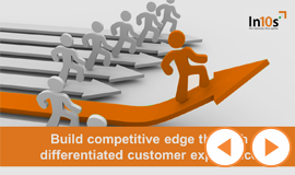 Building competitive edge through differentiated customer experience
