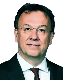 André Clarkson - VP - Sales, Europe