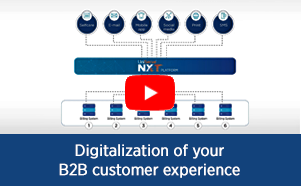 Digitalization of your B2B customer experience