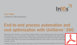 Know how one of the top Fortune 500 company was empowered by efficient process automation