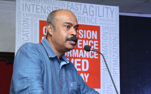 Anil Kumar Vengayil,COO,Intense Technologies.,