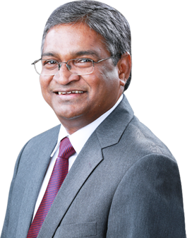 C. K. Shastri, Founder and Managing Director