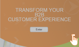 Know how you can transform your B2B customer experience