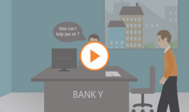 Onboard your banking customers @ 50% faster