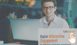 Engage interactive brochure